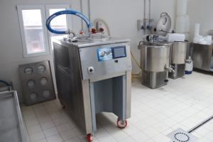 Scegliere Plastitalia per trasformare il latte di capra