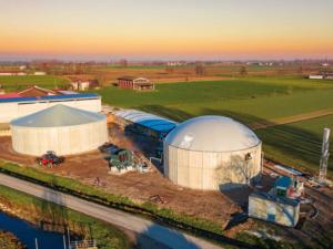 Biogas: piccola taglia, grande tecnologia