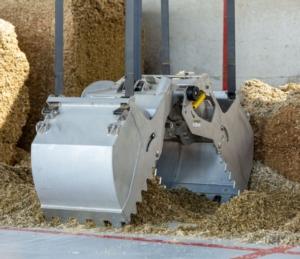 Disponibile la nuova pinza di carico per il Lely Vector