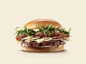 Il King del burger ha scelto il Re dei Formaggi
